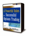 Larry McMillan - 4 Powerful Rules to Successful Options Trading