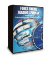 John Carter and Hubert Senters - Forex Online Trading the Market Seminar - CD Over 15 Hours