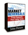 John Person - Trading Market Reversals - Proven Seasonality and Pivot Trading Tactics - 1 DVD