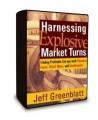Jeff Greenblatt - Harnessing Explosive Market Turns - 3 DVD