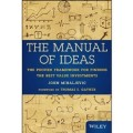 John Mihaljevic – The Manual of Ideas